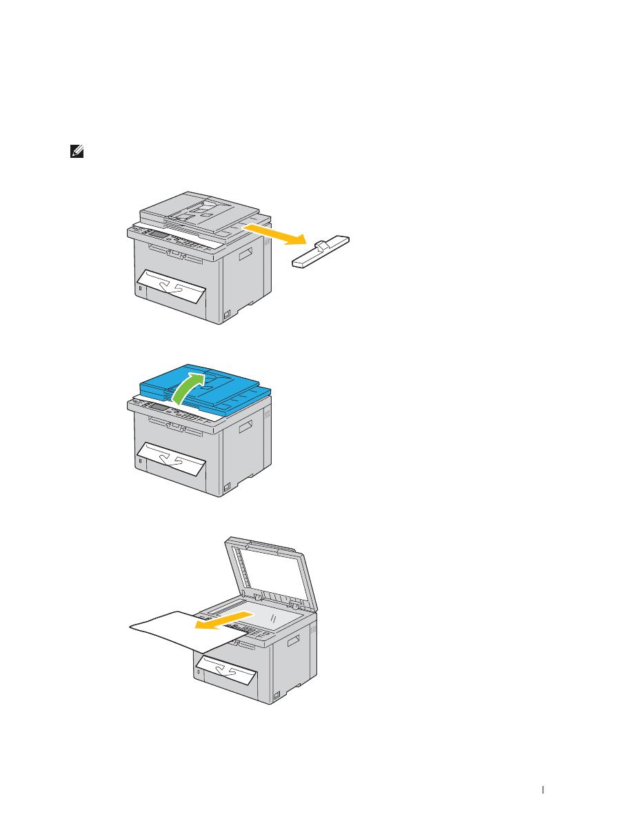 Gebrauchsinformation / Datenblatt zu Dell C1765nfw