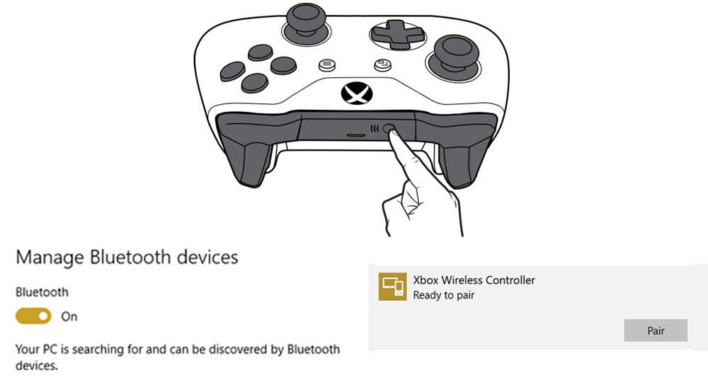 collegare il controller ps3 al bluetooth del PC