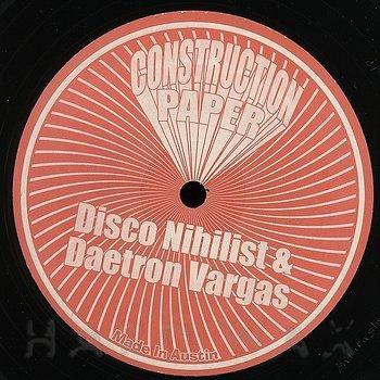Cover art - Disco Nihilist & Daetron Vargas: