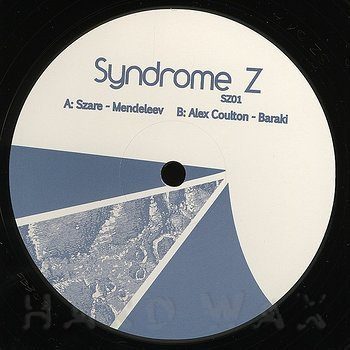 Cover art - Various Artists: Syndrome Z 001