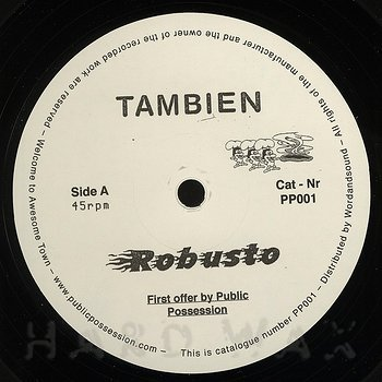 Cover art - Tambien: Robusto