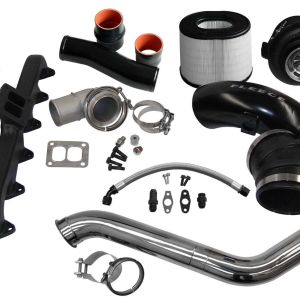 Fleece 2nd Gen Swap Kit & S400 Turbocharger for 4th Gen 6.7L Cummins (2010-2012)-0