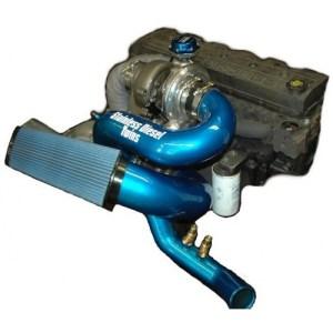 HOT STREET TWIN KIT 12V/24V + TURBO'S & MANIFOLD- Stainless Diesel-0