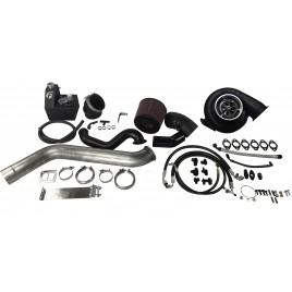 Fleece 2nd Gen Swap Kit & S400 Turbocharger for 4th Gen Cummins (2013-2016)-0