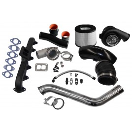 Fleece 2nd Gen Swap Kit & S400 Turbocharger for 4th Gen Cummins (2010-2012)-0