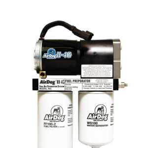 AirDog II-4G Fuel Air Separation System DF-200 GPH (A6SABC112) 2001-2010 6.6L-0