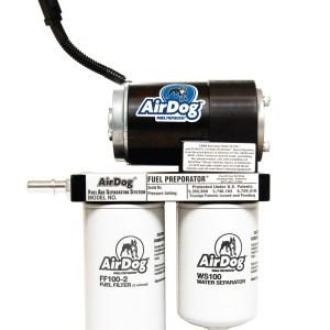 AirDog Fuel Air Separation System FP-100 GPH (A4SPBC085) 2001-2010 6.6L-0