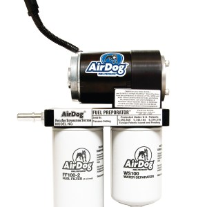 AirDog Fuel Air Separation System FP-150 GPH (A4SPBC089) 2011-2014 6.6L-0