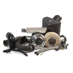 DODGE CUMMINS 6.7L COMPOUND PHATSHAFT ADD-A-TURBO KIT (2007.5-2012) -Industrial Injection-0