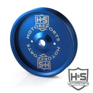 H&S Motorsports 2011-2016 Ford Dual Cp3 Pulley-0