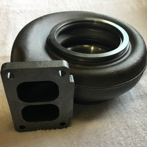Garrett Turbine Housing GT55 1.37A/R T6 Divided-0