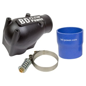BD-POWER 1041570 X-FLOW POWER INTAKE ELBOW-0