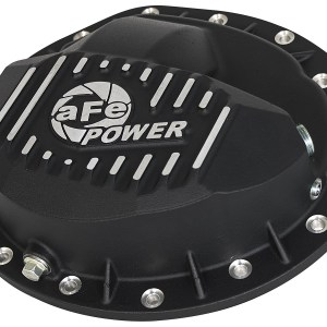 aFe POWER 46-70042 Front Differential Cover, Machined Fins; Pro Series-0