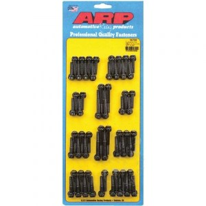 ARP 100-753X BLACK OXIDE VALVE COVER BOLT KIT-0