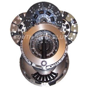 SOUTH BEND DDCMAXY COMPETITION DUAL DISC CLUTCH-0
