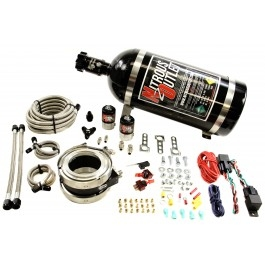 """Nitrous Outlet Interspooler 3"""" Dual Stage Dry Nitrous Plate System-0"""
