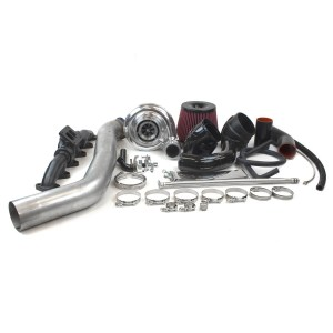 INDUSTRIAL INJECTION 6.7L CUMMINS S400 2ND GEN TURBO SWAP KIT (2013-2016)-0