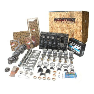 INDUSTRIAL INJECTION 5.9L CUMMINS RACE PERFORMANCE BUILDER BOX-0