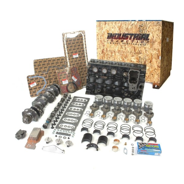 INDUSTRIAL INJECTION 6.7L CUMMINS STREET PERFORMANCE BUILDER BOX-0