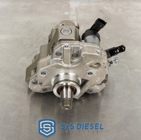 S&S Duramax CP3 - New LBZ based-1628