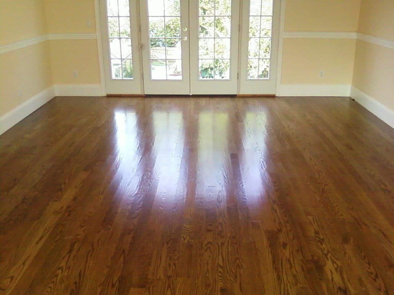 Long Island hardwood floor refinishing repair