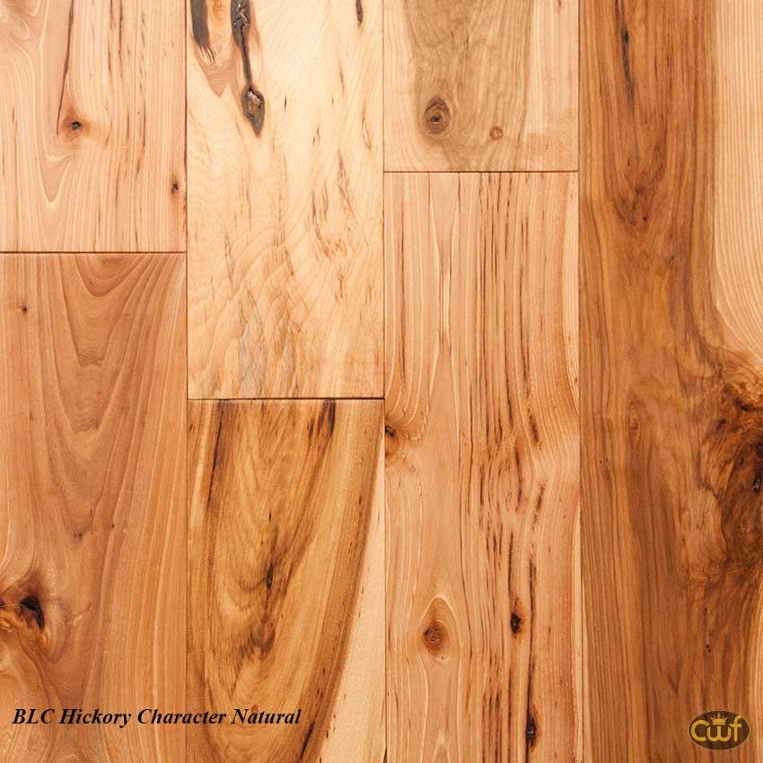 Hickory Natural Character  BLC  Carolina Floor Covering