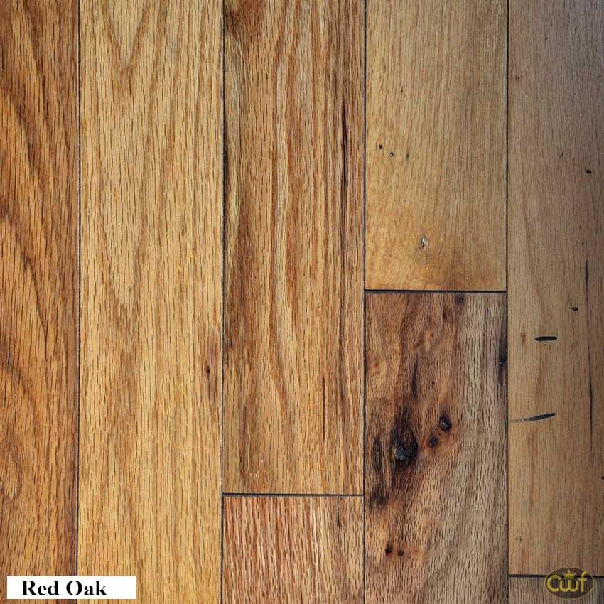 Red Oak Natural 314  Carolina Floor Covering