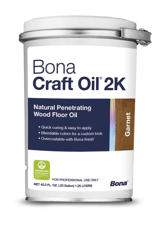 Craft Oil 2K by Bona  Hardwood Floors Magazine