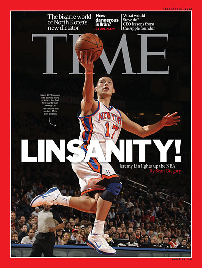 Linsanity Christianity