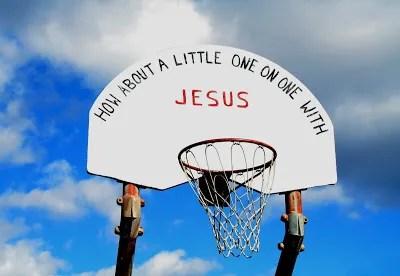 Become a true athlete for God
