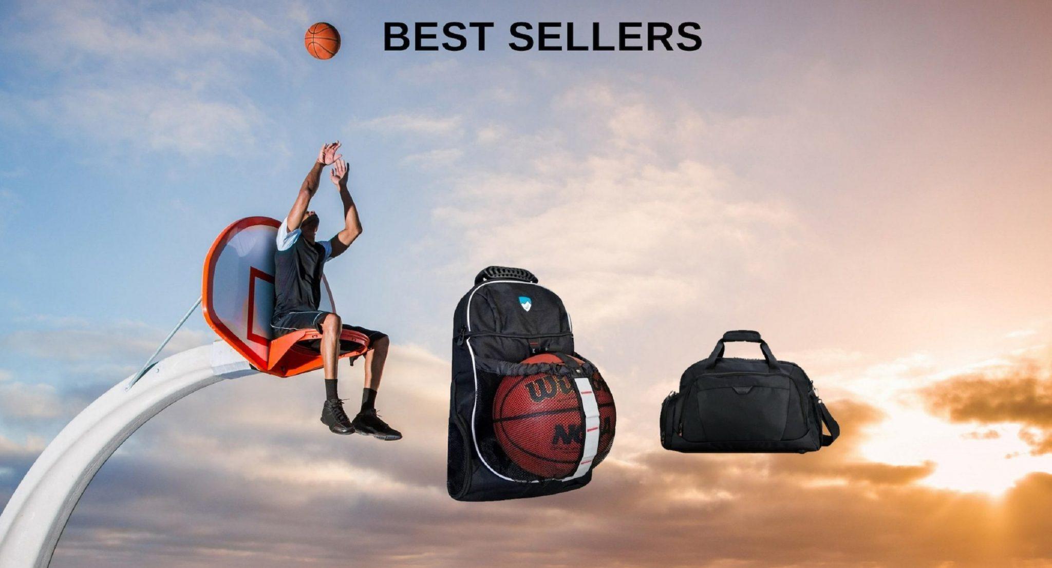 Hard Work Sports Basketball Backpack Duffle Bag Best Sellers