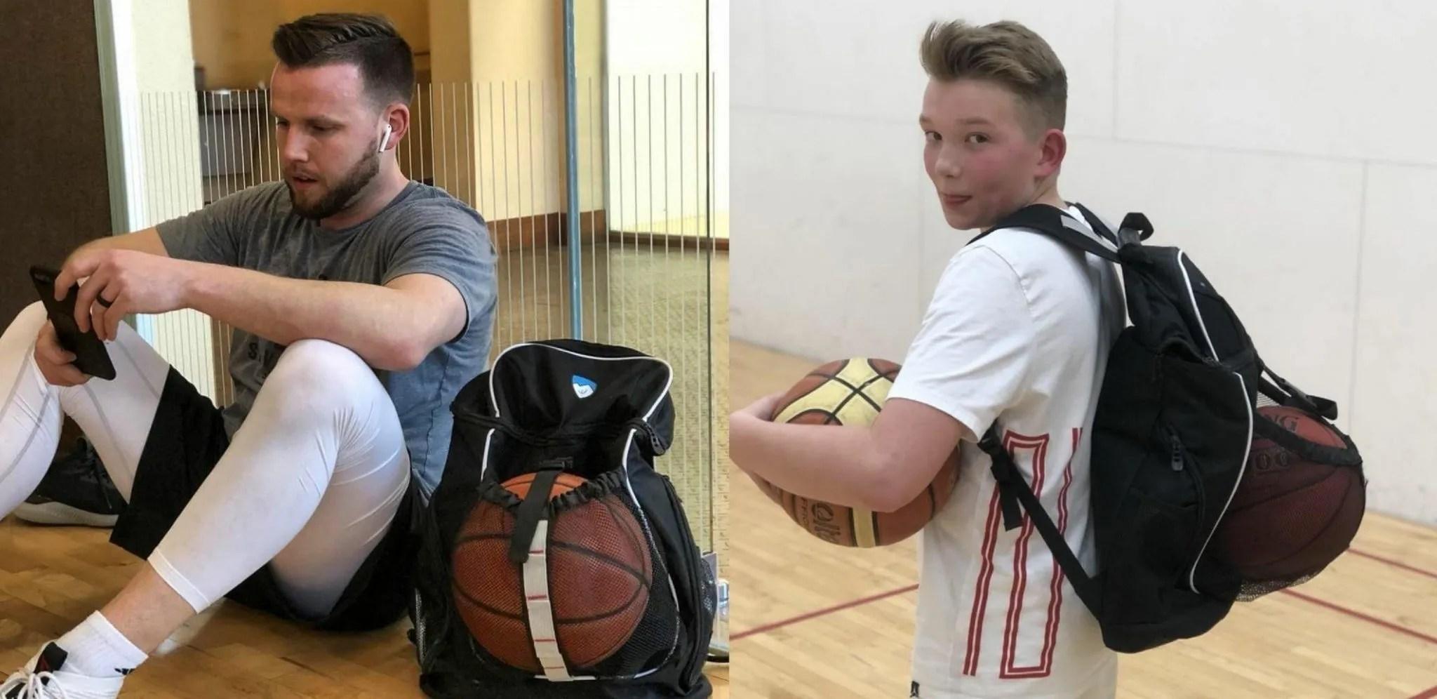 The Best Kids Basketball Backpack