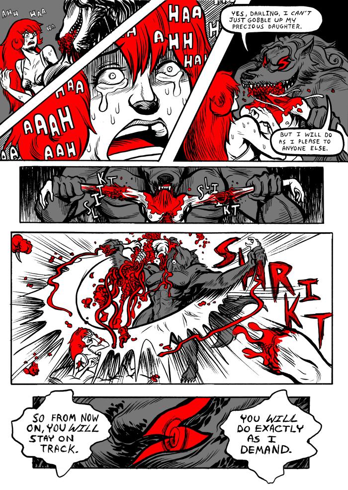 SR67: BLOODY MESS