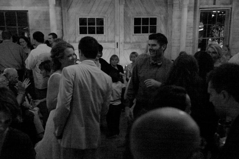 barn wedding in maine