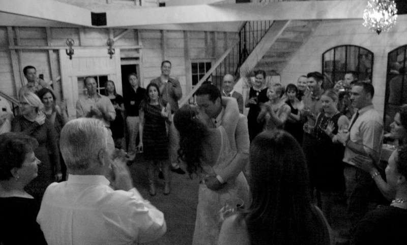 maine wedding in barn venue
