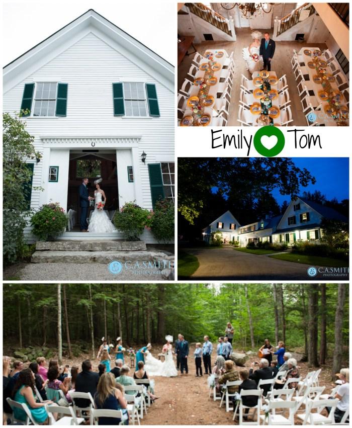 maine wedding location