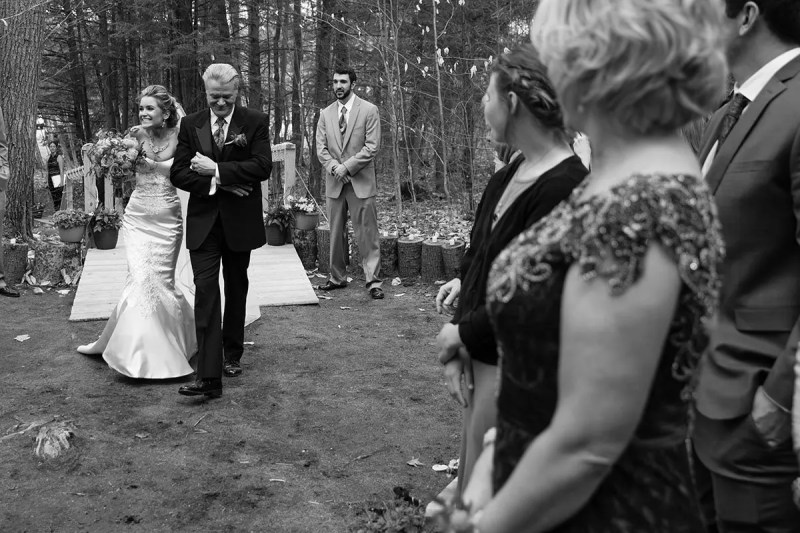 Spring Barn Wedding in Maine Kate Crabtree Photography