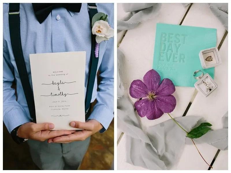 Maine Barn Wedding_Kivalo Photography