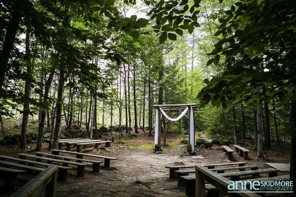 Maine Woodland Chapel
