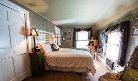Admiral Peary Inn rooms