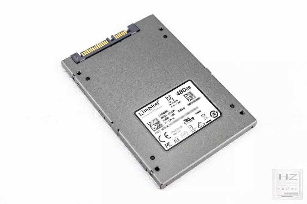 Análisis: SSD Kingston UV500 480 GB Análisis: SSD Kingston UV500 480 GB