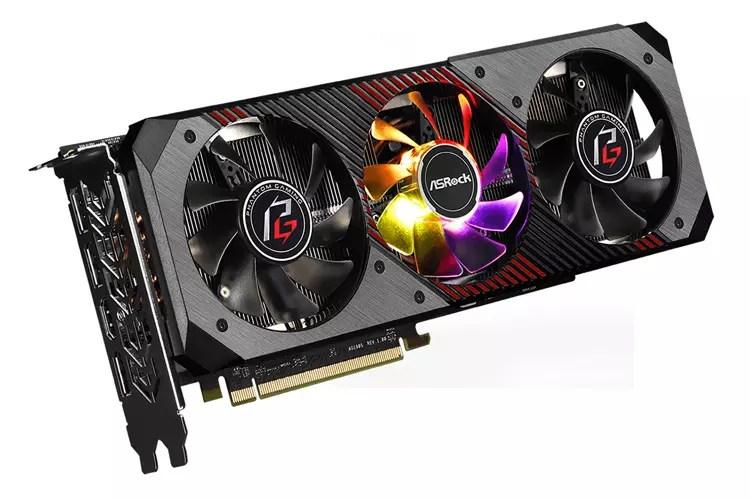 ASRock anuncia su nueva serie de gráficas Radeon RX 5700 Phantom Gaming 2