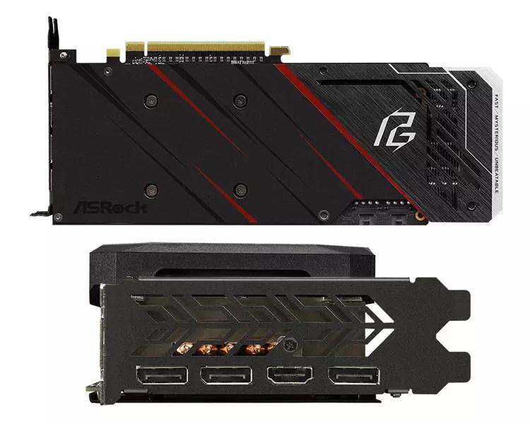 ASRock anuncia su nueva serie de gráficas Radeon RX 5700 Phantom Gaming 3