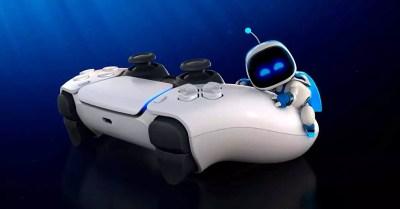 The PS5 will experience a haptic sensory experience