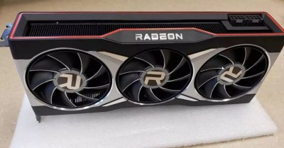 Heatsink graphics cards for AMD Radeon RX 6000 in two variants