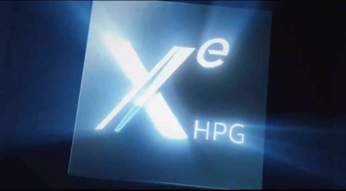 Intel Xe-HPG Cover