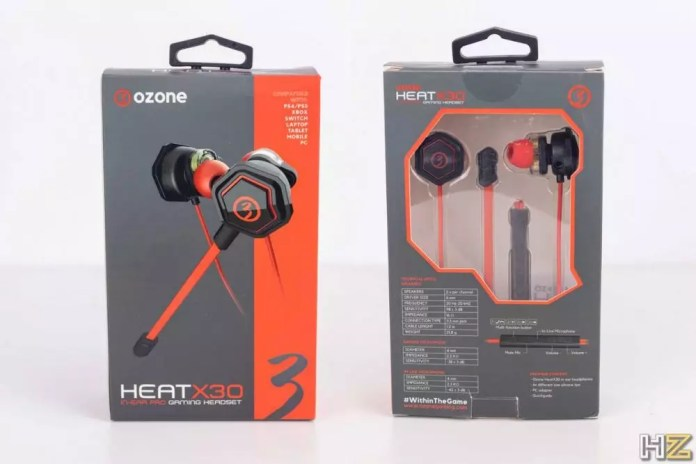 Ozone Heat X30 review