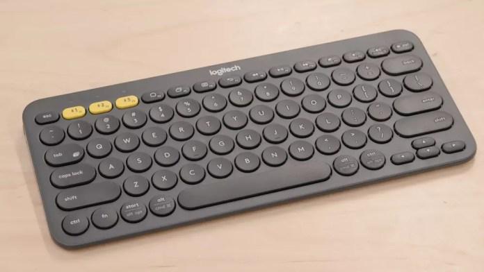 Logitech Tablets Keyboard