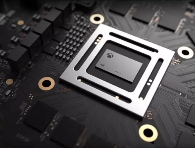 Xbox Scorpio CPU