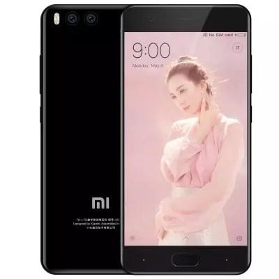 Xiaomi Mi 6Xiaomi Mi seis 4G Smartphone